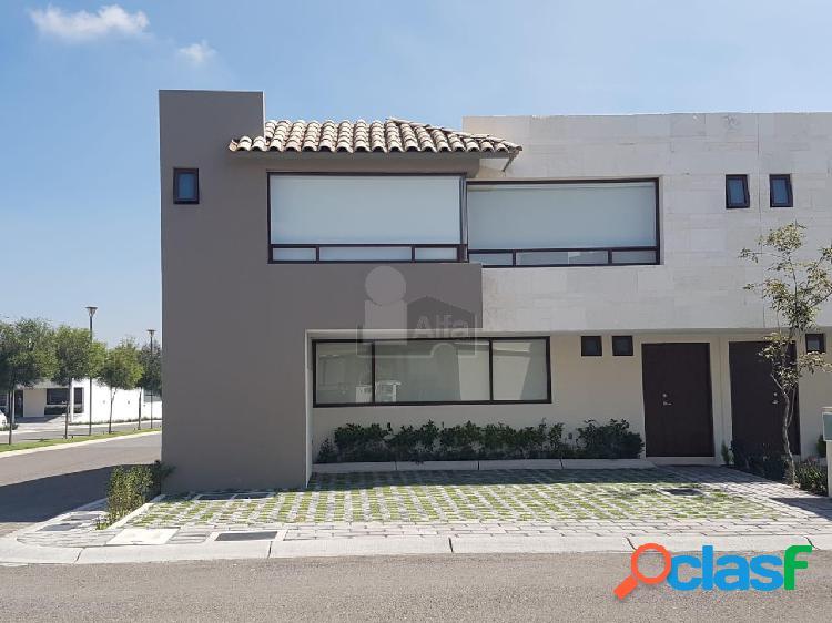 Casa nueva en venta modelo hanna plus en valle de las fuentes calimaya