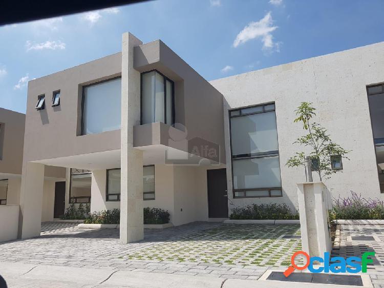 Casa nueva en venta modelo mia plus en valle de las fuentes calimaya