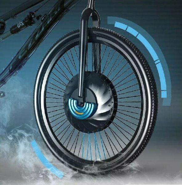 Motor bicicleta electrica, bateria incluida, aquí en
