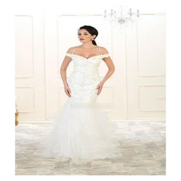 Vestidos de novia a 1600 pesos