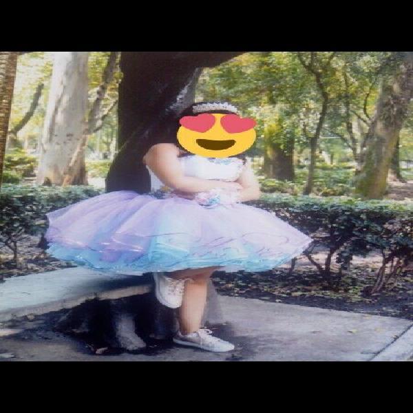 Vestido xv años unicornio