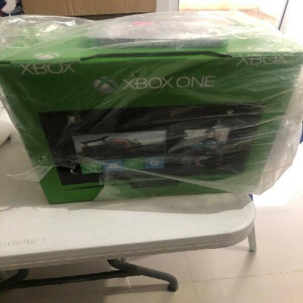 XBOX ONE 500gb Nuevo