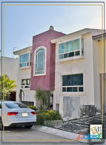 Casa en jardín real $20,000.
