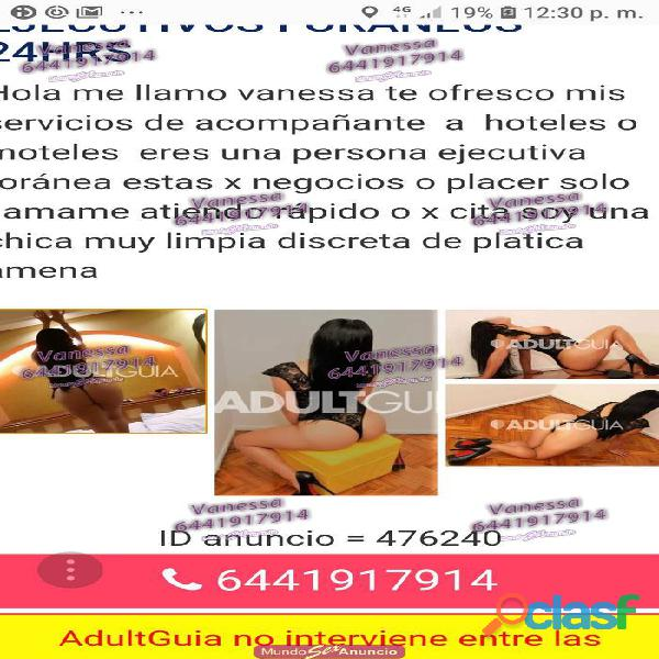 ESCORT VIP CD OBREGON INDEPENDITE 24 HRS.SERVICIO EJECUTIVO