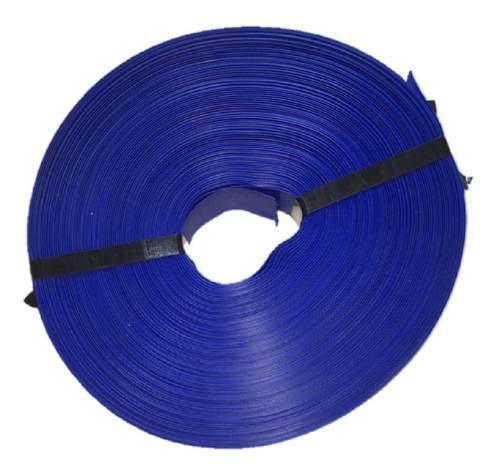 Cinta rompe vientos azul oscuro p malla ciclonica 60m2 ao60