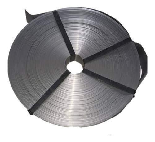 Cinta rompe vientos gris palta p malla ciclonica 20m2 gp20