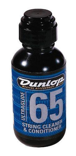 Dunlop limpiador cuerdas guitarra bajo ultraglide 65