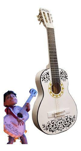 Guitarra bajito coco funda de regalo para 2 a 6 años