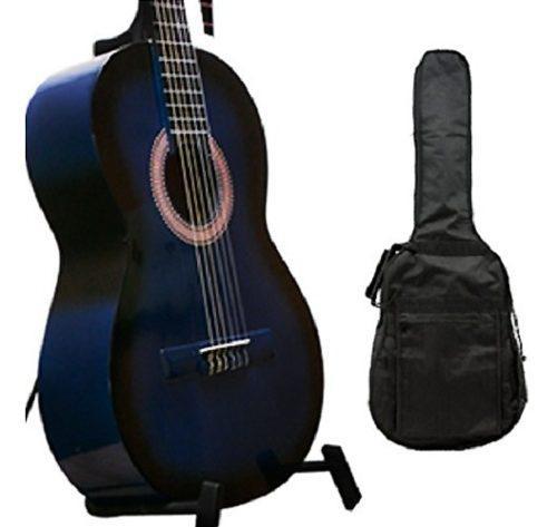 Guitarra clasica funda de regalo opcion en colores