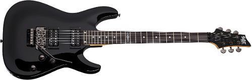 Guitarra eléctrica color negro, sgr by schecter c1 fr