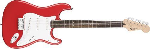 Guitarra eléctrica squier bullet strat ht hss frd