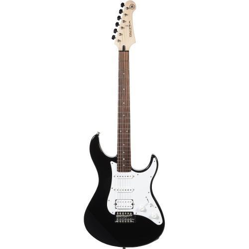 Guitarra electrica yamaha pac012 negra envio gratis y msi