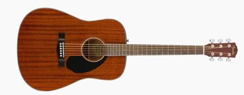Guitarra fender acùstica folk o tipo texana cd60s