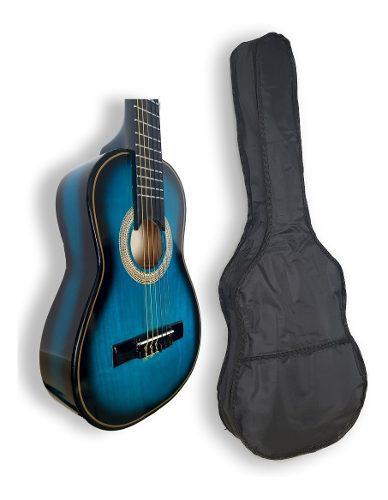 Guitarra infantil inicial 2 a 6 años funda de regalo