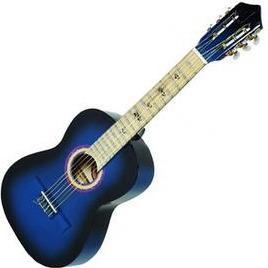 Guitarra infantil (bajito) electroacustica de 3 a 8 años