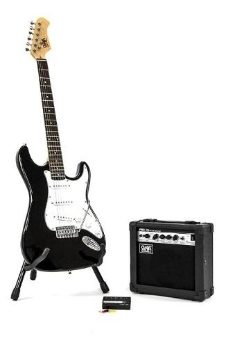 Paquete guitarra electrica skala marca alien hot sale !!