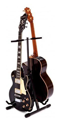 Soporte dos guitarra bajo atril proel fc820 confirma existe#