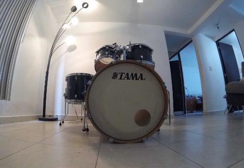 Tama silverstar 6 piezas 2017 pearl dw drums sonor