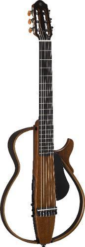 Yamaha guitarra silent slg200n natural cuerdas de nylon