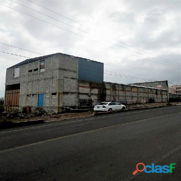 Bodega 4,400 m² zona industrial, san juan del río, qro