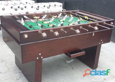 Futbolitos mecanicos, electronicos, uso rudo, calidad y garantía