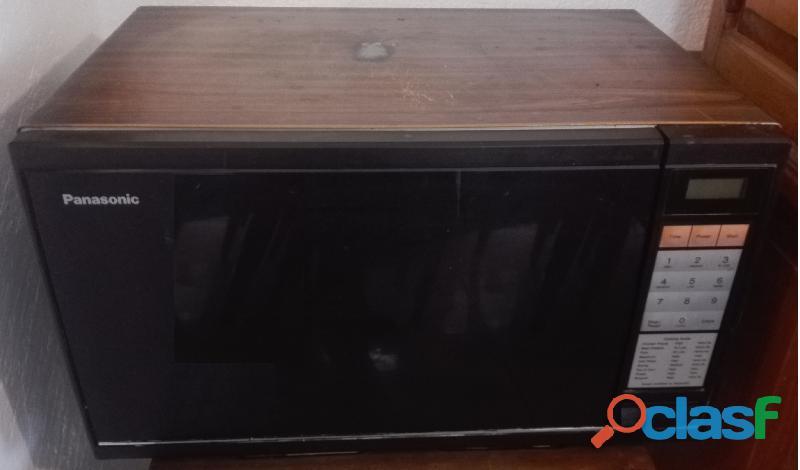 Horno de microondas para reparar remato