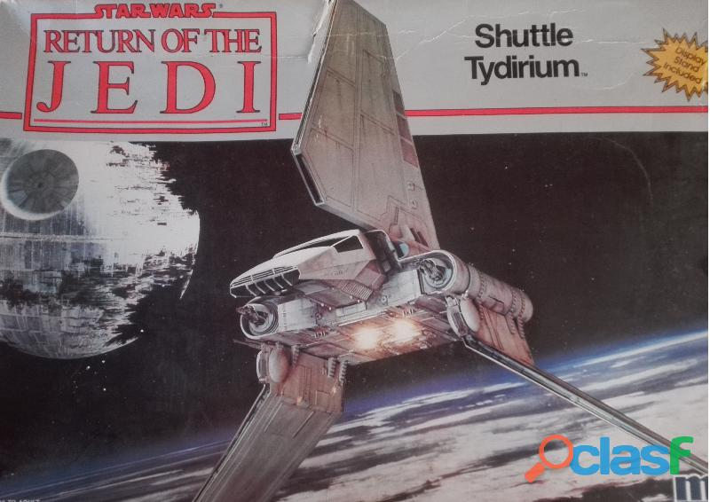 Star wars nave shuttle tyridium