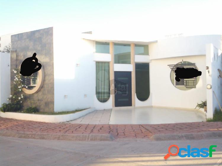 Casa en Renta de un piso en Jardines de Santa Fe León, Gto.