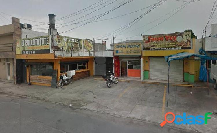 Locales / terreno comercial en venta, fracc. azteca, guadalupe, n.l.