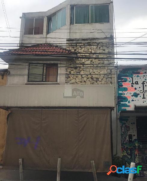 Edificio en el Centro de Monterrey