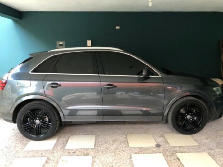 Audi line q3 2013
