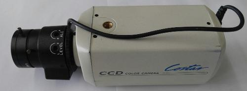 Camara costar ccc3400 con lente angular