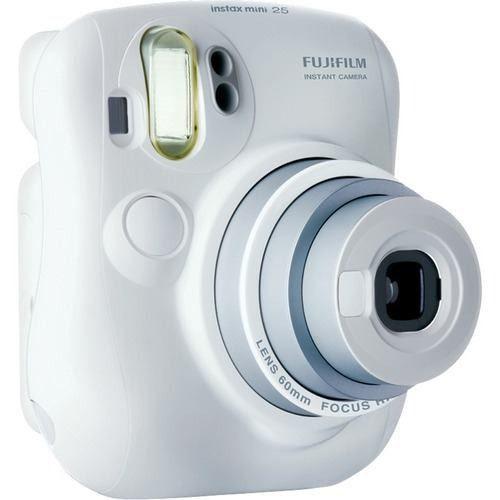 Camara instantanea fujifilm instax mini 25 vv4