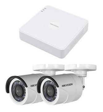 Camaras de vigilancia, fácil de instalar, 2 camaras