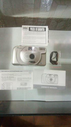 Cámara fotográfica manual para rollo de 35 mm varios