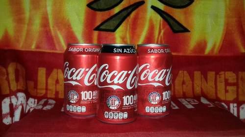 Coca cola club deportivo toluca 100 años
