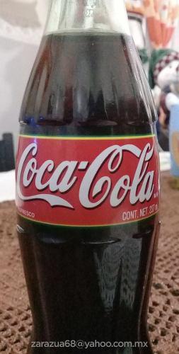 Coca cola de 1996 y 1999