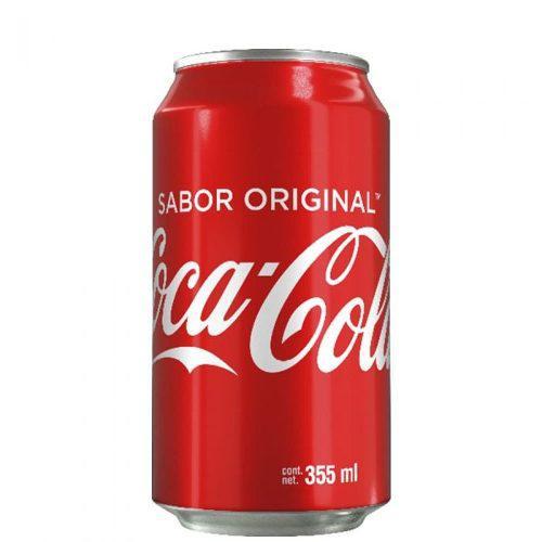 Coca cola lata 355ml