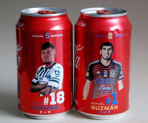 Coca cola lata aviles vs nahuel final regia tigres