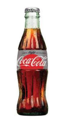 Coca cola light 235 ml vidrio