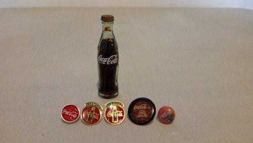 Coca cola promocionales vintage