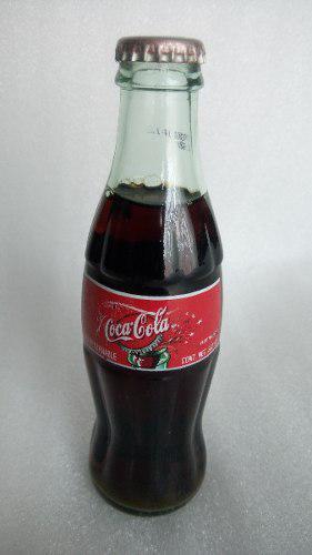 Coca cola sydney 2000 syd llena 237 ml