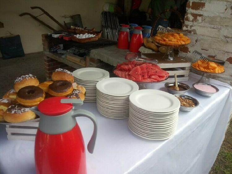 Desayunos para eventos