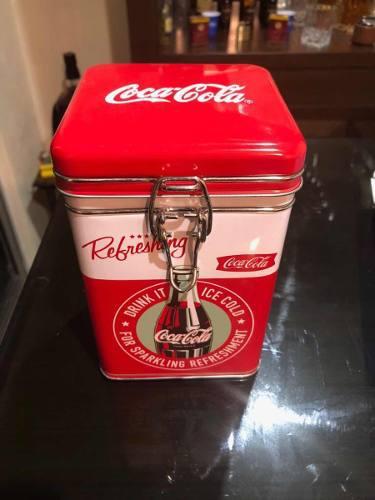 Especiero de coca cola lata