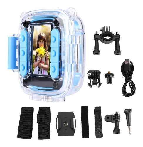 Hd 720p cámara de vídeo digital impermeable viaje cámara