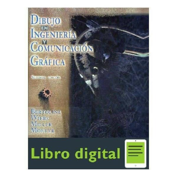Libro de dibujo en ingeniería y comunicación gráfica