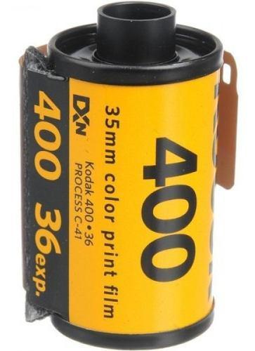 Película film ultramax400 35mm kodak