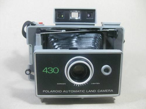 Polaroid 430 Vintage / Funciona Ver Vídeo