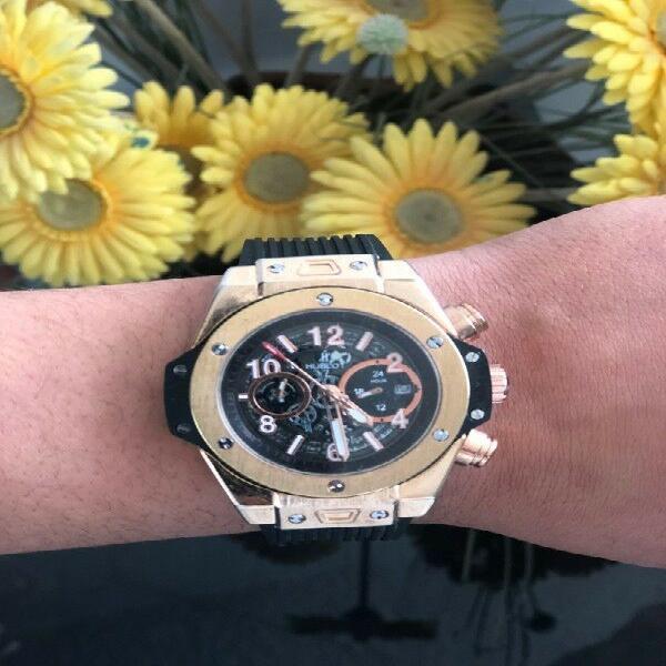 "Reloj para caballero marca: ""hublot geneve"""