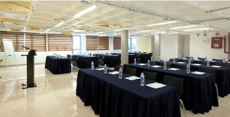 Salones para cursos y talleres